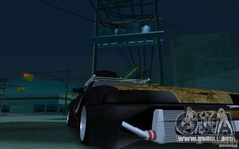 Elegy Rat by Kalpak v1 para visión interna GTA San Andreas