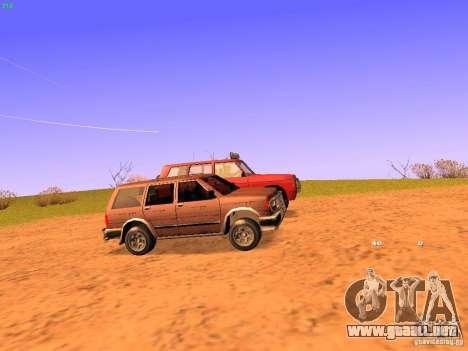 Huntley Superior para la visión correcta GTA San Andreas