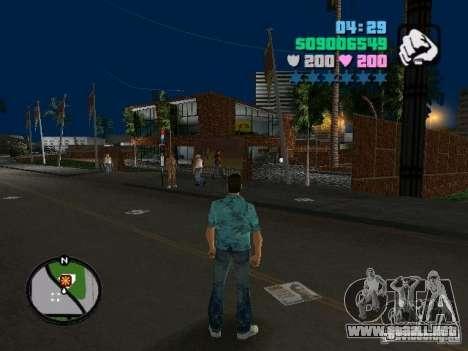 New Auto show para GTA Vice City segunda pantalla