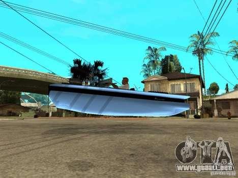 Voozer para GTA San Andreas left