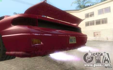 New Alpha para visión interna GTA San Andreas