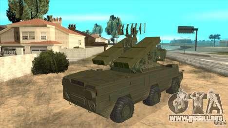 ADMS AVISPA para visión interna GTA San Andreas