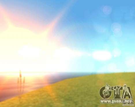 Real World ENBSeries v3.0 para GTA San Andreas sucesivamente de pantalla