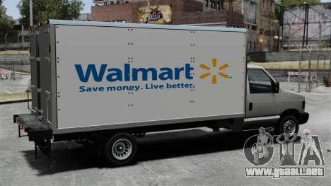 El nuevo anuncio para camiones Steed para GTA 4 left