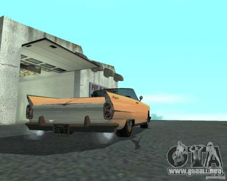 Peyote de GTA 4 para GTA San Andreas left