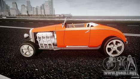 Hot Rod para GTA 4 left