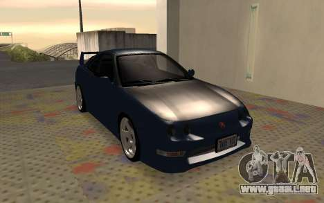 Acura Integra Type R 2000 para GTA San Andreas left
