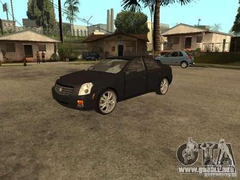 Cadillac CTS para GTA San Andreas