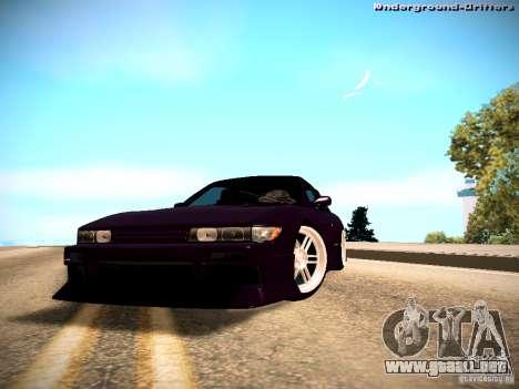 Nissan Silvia S13 Tandem Of DIE para GTA San Andreas