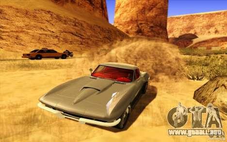 ENBSeries HD para GTA San Andreas segunda pantalla