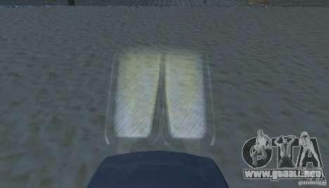 Faros halógenos para GTA San Andreas