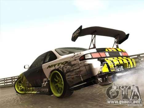 Nissan 200SX S14A para GTA San Andreas left