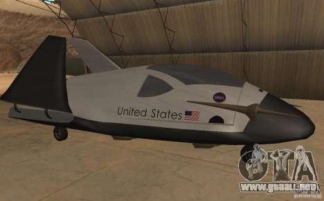 Módulo de FARSCAPE para GTA San Andreas
