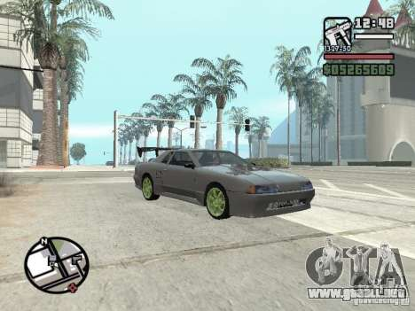 Elegy First Update By reNz para GTA San Andreas