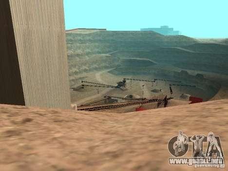 El agua de forma predeterminada para GTA San Andreas quinta pantalla