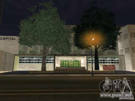 Nuevo hospital Hospital-nuevo para GTA San Andreas