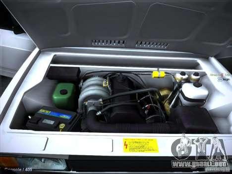 Vaz 2105 stock calidad para la vista superior GTA San Andreas