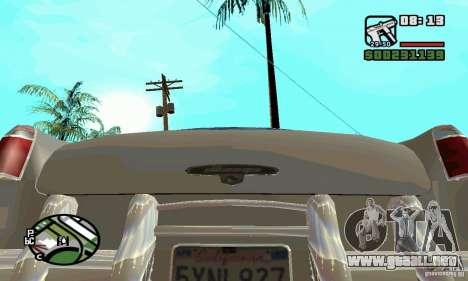 Houstan Wasp (Mafia 2) para la visión correcta GTA San Andreas