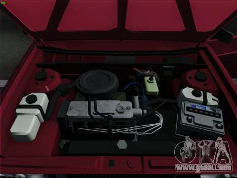 VAZ 21083i para las ruedas de GTA San Andreas
