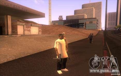 Nueva piel para GTA San Andreas