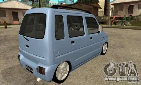 Suzuki Karimun GX para la visión correcta GTA San Andreas