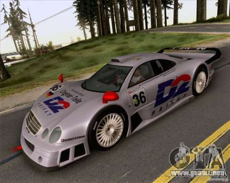 HQ Realistic World v2.0 para GTA San Andreas quinta pantalla