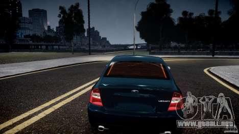 Subaru Legacy B4 GT para GTA 4 vista lateral