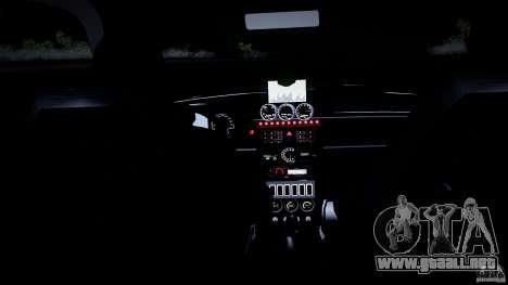 Club Mansory VAZ-2172 para la visión correcta GTA San Andreas