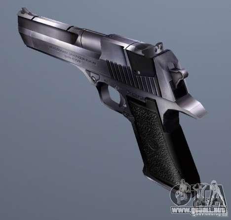 CS Guns Beta 1B para GTA San Andreas tercera pantalla