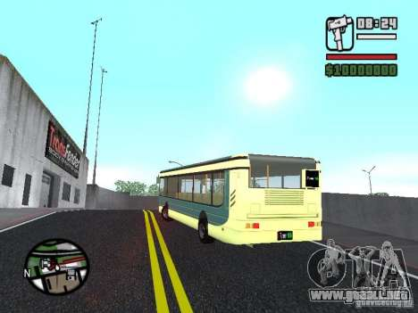 XTunnerHUN Team Man para GTA San Andreas left