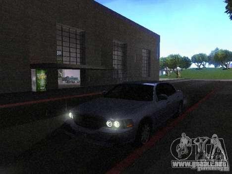 ENBSeries by JudasVladislav para GTA San Andreas octavo de pantalla
