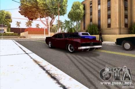 ENBSeries by HunterBoobs v2.0 para GTA San Andreas sucesivamente de pantalla
