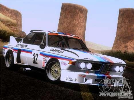 BMW CSL GR4 para GTA San Andreas