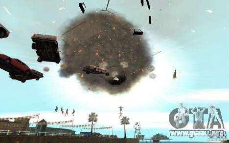 Agujero negro para GTA San Andreas segunda pantalla