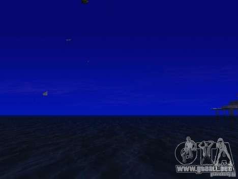 Nuevo Timecyc para GTA San Andreas tercera pantalla