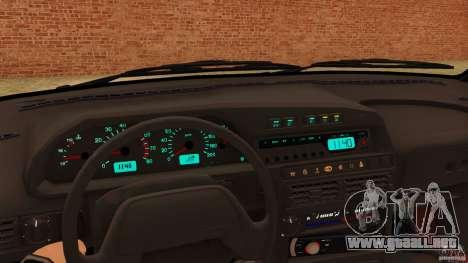 ВАЗ 2114 para GTA San Andreas left