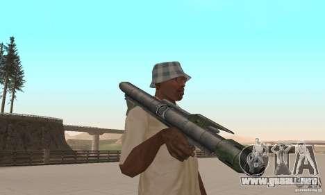 Pack armas de Star Wars para GTA San Andreas séptima pantalla