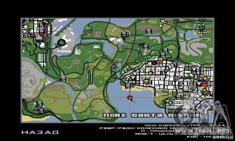 Drift City para GTA San Andreas séptima pantalla