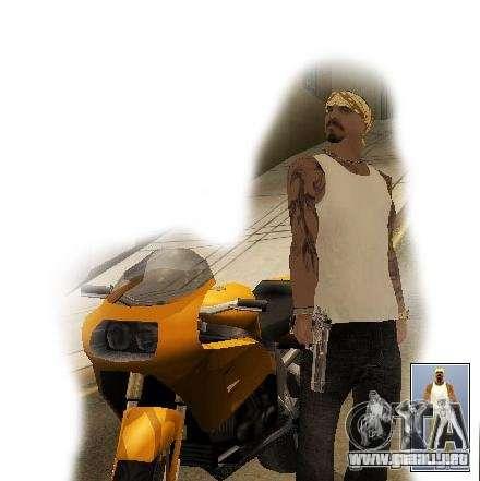 Pandilla de vagos por crimen de calles para GTA San Andreas tercera pantalla