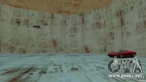 Demolition Derby Arena (Happiness Island) para GTA 4 adelante de pantalla