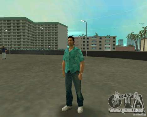 Tommy en HD + nuevo modelo para GTA Vice City