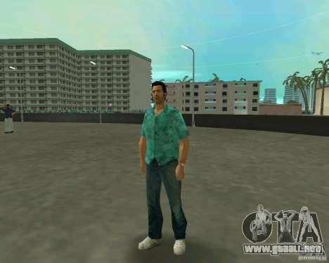 Tommy en HD + nuevo modelo para GTA Vice City