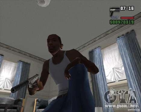 Fort-12M para GTA San Andreas segunda pantalla