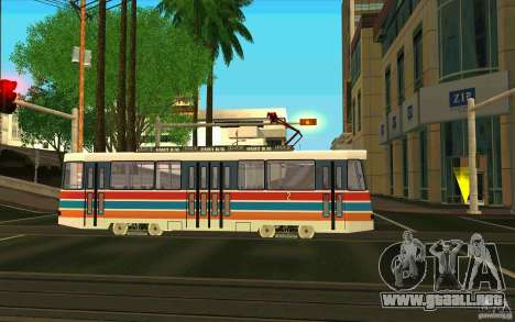 Timis 2 para GTA San Andreas left