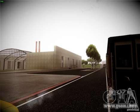 Una colección de mods gráficos para GTA San Andreas quinta pantalla