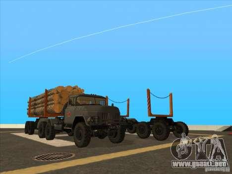 TMZ-802a para la visión correcta GTA San Andreas