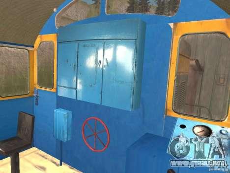 Tem2 para visión interna GTA San Andreas