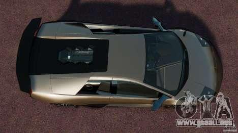 Lamborghini Murcielago LP670-4 SV [EPM] para GTA 4 visión correcta