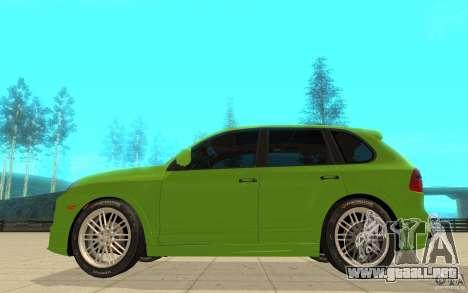 Wild Upgraded Your Cars (v1.0.0) para GTA San Andreas quinta pantalla