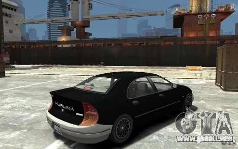 Kuruma de GTA 3 para GTA 4 visión correcta